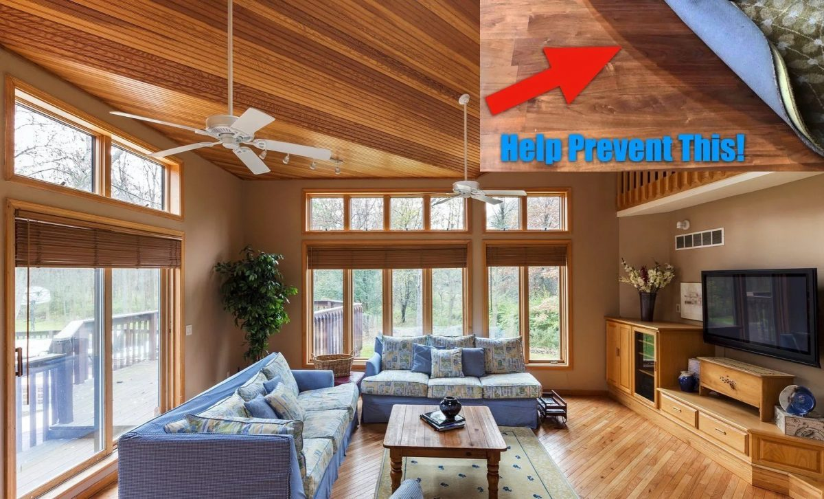 Sun Damaged Floors & Furnishings - How To Protect Against Fading - Home Window Tinting in Lancaster, Pennsylvania